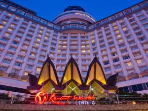 Тематический парк Resorts World Genting откроют в 2019 году