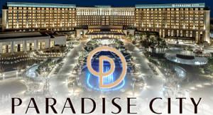 Кроме казино в Paradise City откроют тематический парк