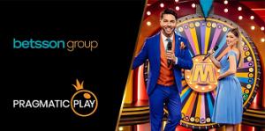 0709-09 Pragmatic Play расширяет собственное сотрудничество с Betsson и запускает live-казино