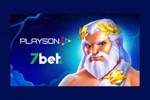0712-09 Компания Playson в сотрудничестве с 7bet осваивает рынок Литвы